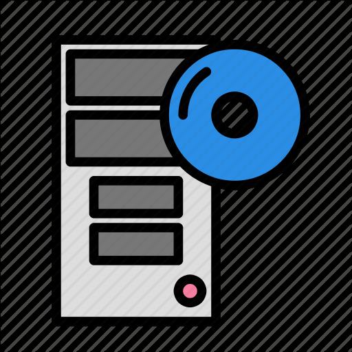Device, Pc, Tech, Technology, Unitdisk Icon
