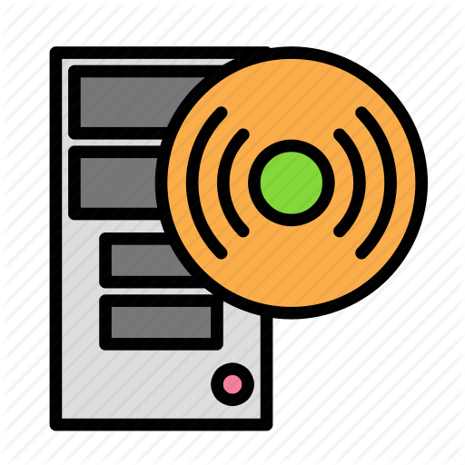 Device, Pc, Tech, Technology, Unitwifi Icon