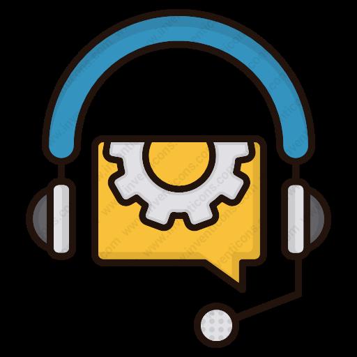 Download Tech,help Icon Inventicons