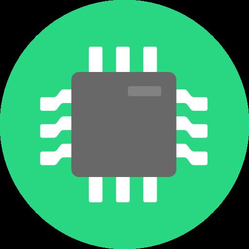 Inside, Chip, Digital, Hardware, Electronics, Business, Technology