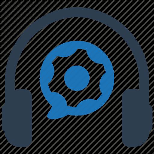 Consultant, Customer Service, Technical Support Icon