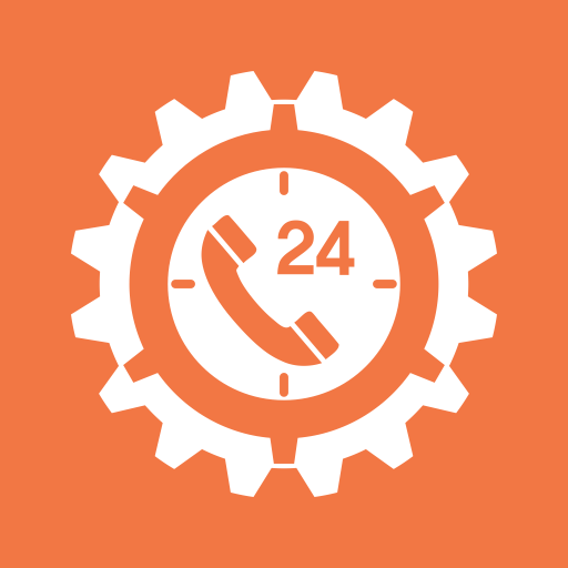 Gear, Technical Support, Time, Service, Support, Clock Icon