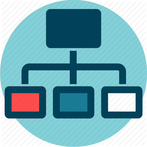 Technology Architecture Icon Images