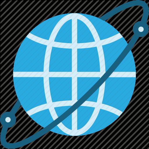 Communication, Earth, Global, Internet, Media, Network, Telecoms Icon
