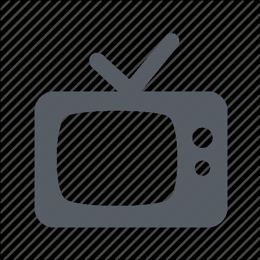 Antenna, Old, Television, Tv, Vintage Icon