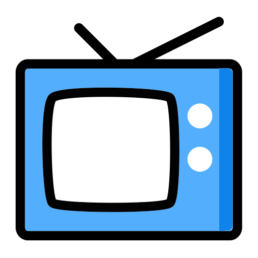 Television, Tool, Tv Icon With Png And Vector Format For Free
