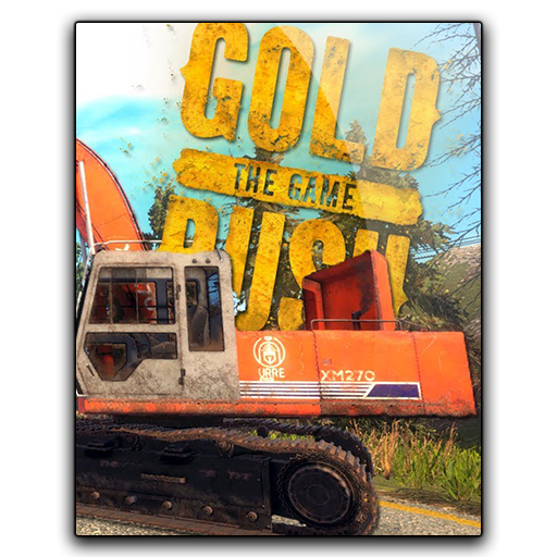Icon Gold Rush The Game