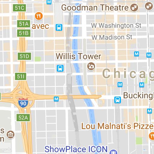 East Madison Street Garrett Popcorn Shops Chicago Chicago