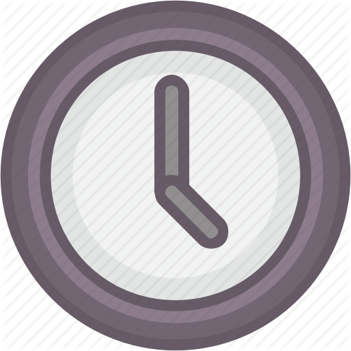 Accessories, Clock, Home, Ticker Icon