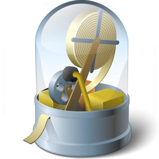 Iconexperience V Collection Stock Ticker Icon