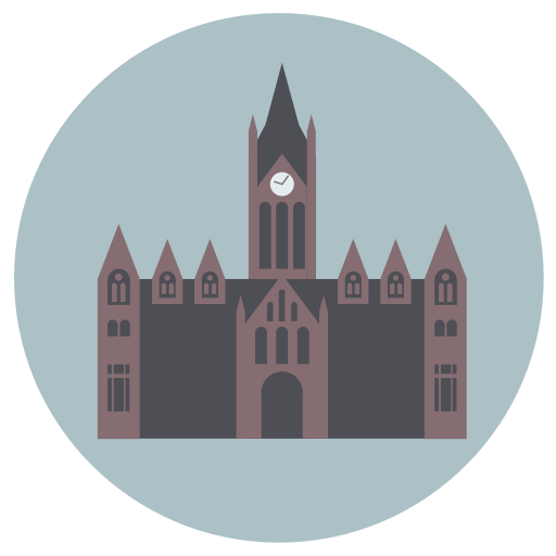 Town Hall Icon With Png And Vector Format For Free Unlimited