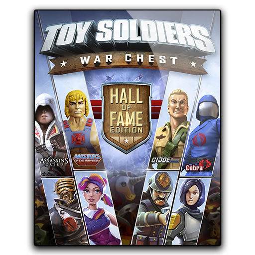 Icon Toy Soldiers War Chest