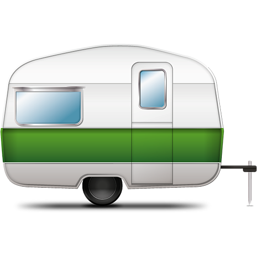Camping Trailer Icon Download Free Icons