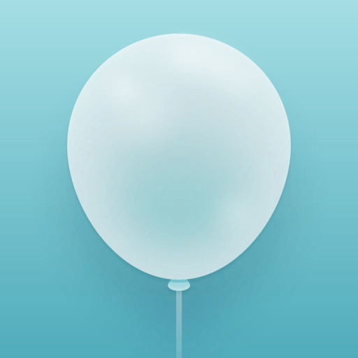 Balloon Trip App Icon Icon App Icon, Icons And App