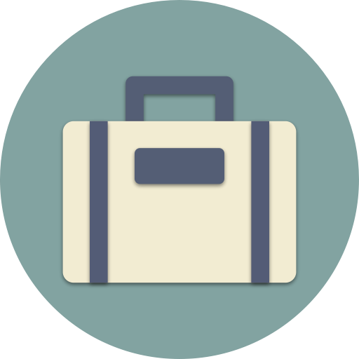 Fly, Road, Trip, Airport, Travel, Things, Suitcase Icon