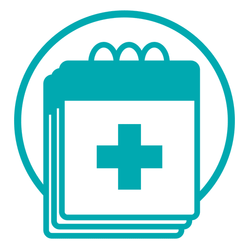 Medical Schedule Icon