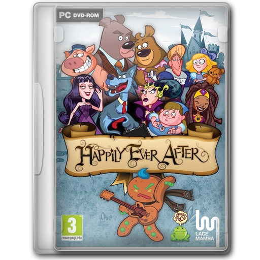 Happily Ever After Icon