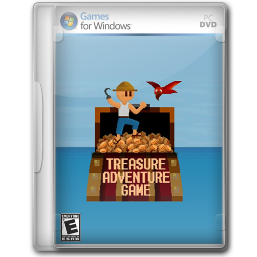 Treasure Adventure Game Icon