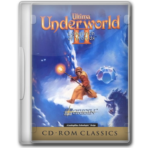 Ultima Underworld Ii Icon