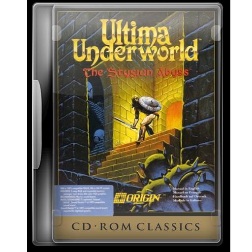 Ultima Underworld Icon