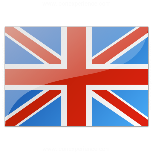 Iconexperience V Collection Flag United Kingdom Icon