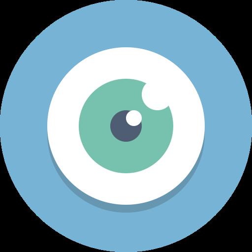 Eye, Vision Icon