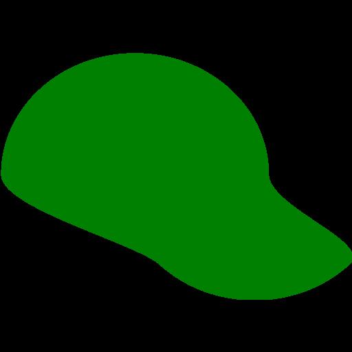 Green Hat Icon