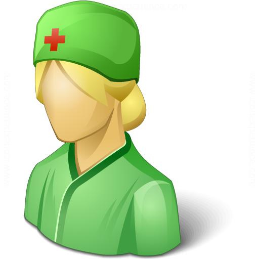 Iconexperience V Collection Nurse Icon