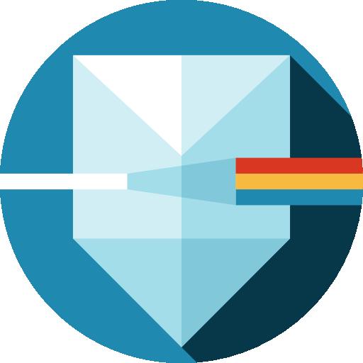 Prism, Visor Icon