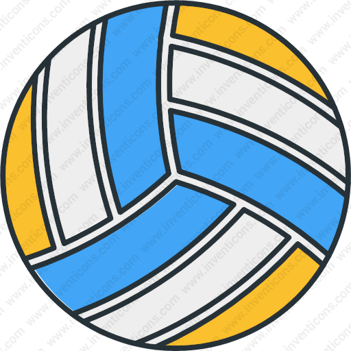 Download Olympics,sport,volleyball,ball Icon Inventicons