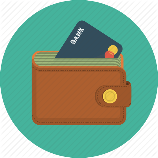 Credit Card, Money, Payment, Wallet Icon