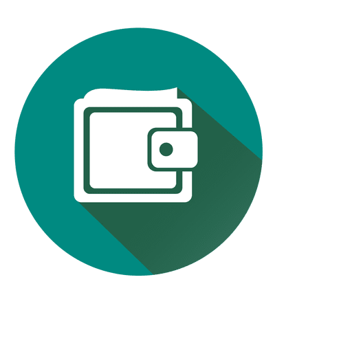 Wallet Circle Icon