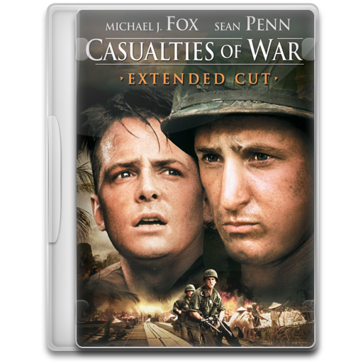 Covers, Cover, Casualties, Of, War, Movie, Movies Icon Free