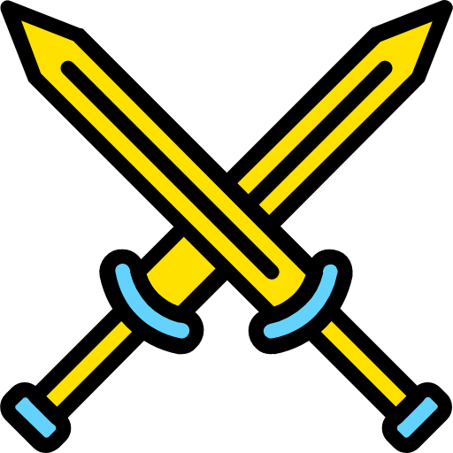 War, Fight, Antique, Sword, Blade, Weapons, Cultures Icon