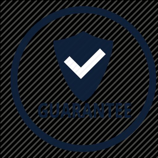 Good, Guarantee, Protection, Safe, Satisfaction, Vote, Warranty Icon