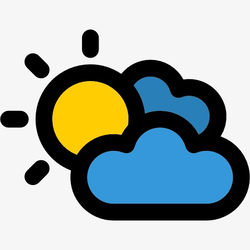 The Weather, Weather Clipart, Sunny Day Png And For Free