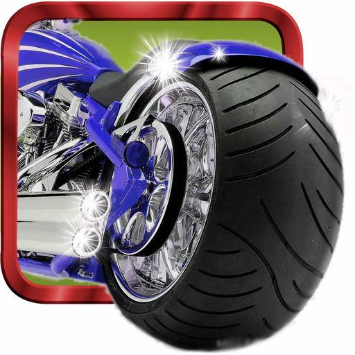 Motorcycle Race Deluxe Burning Wheels