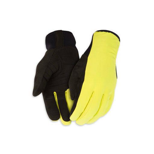 Rapha Yellow Winter Gloves Size Xxs Bnwt Ebay
