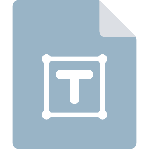 Text Text Icon With Png And Vector Format For Free