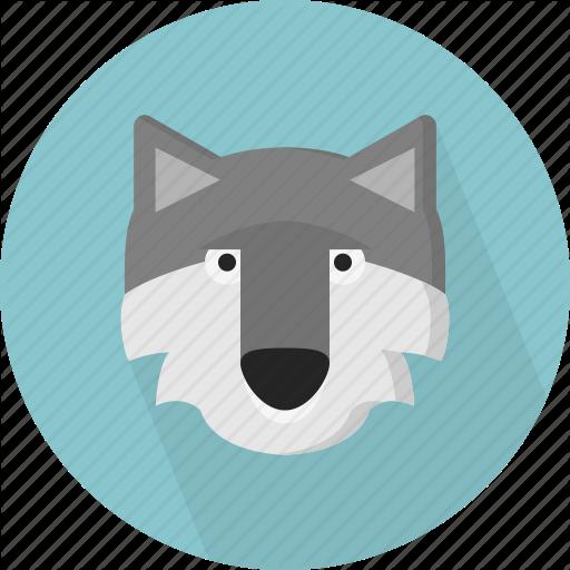 Animal, Fox, Jungle, Wolf, Zoo Icon