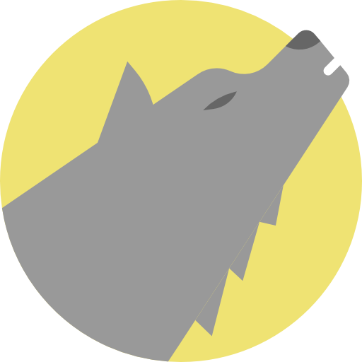 Wolf, Mammal, Wildlife, Animals, Animal Kingdom, Zoo Icon