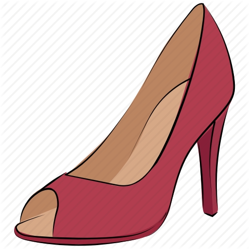 Footwear, Heel Sandals, Heel Shoes, High Heel, Pump Heel Shoes