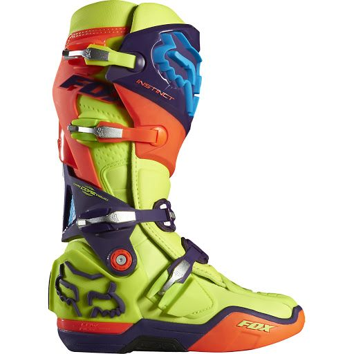Fox Motocross Kit And Boots