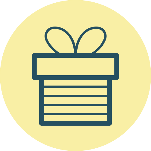 Present, Suprise, Box, Wrap, Gift, Holiday, Fourth Of July Icon