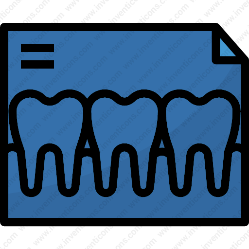 Download Healthcare,frontdental,caries,x,ray,dental,dentist Icon