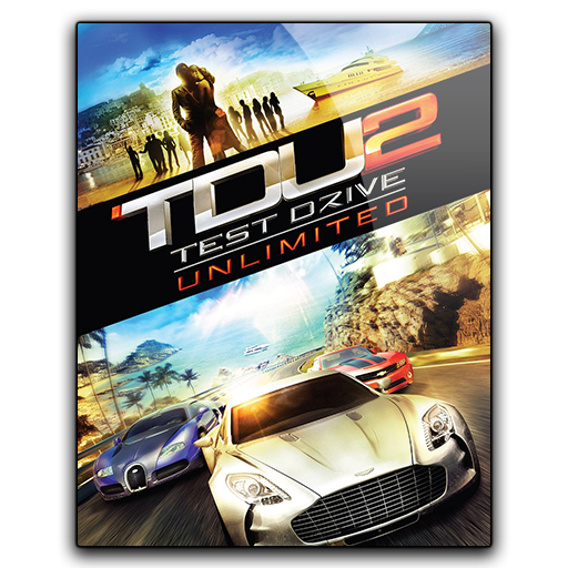 Icon Test Drive Unlimited