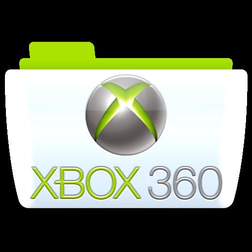 Xbox Folder, Icon Free Of Colorflow Icons