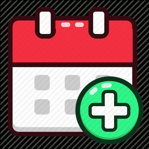 Add, Calendar, Date, Day, Event, New, Schedule Icon