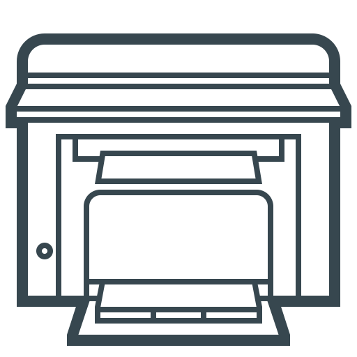 Xerox, Scanner, Copier, Mfp, Device, Printer, Hardware Icon