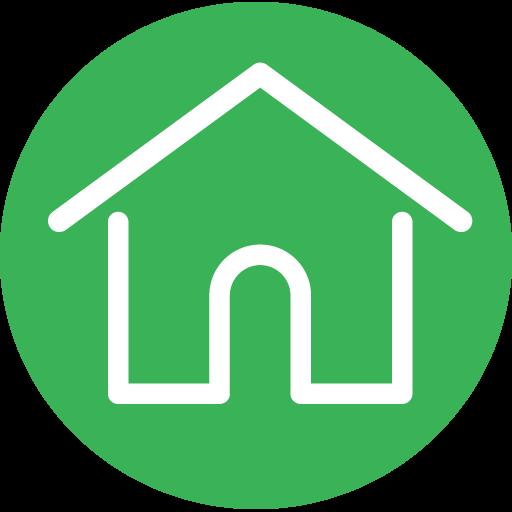 Icon Home Vert